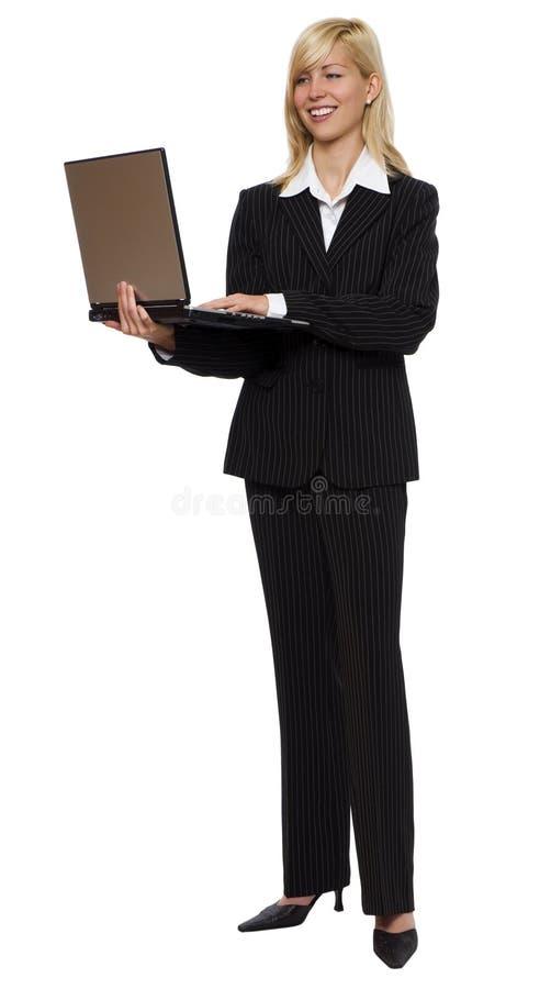 Download Laptop stock image. Image of formal, career, secretary - 7144833