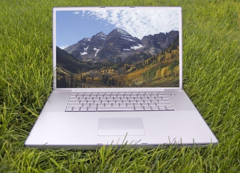 Laptop royalty free stock photos
