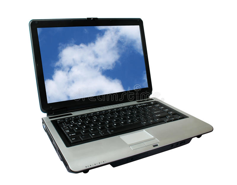 Laptop Comptuters royalty free stock photography
