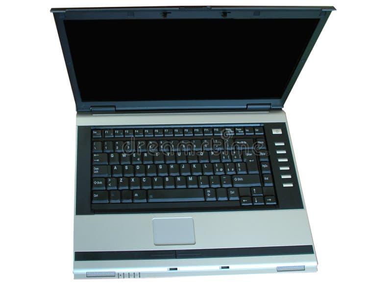 Laptop Computer royalty-vrije stock foto
