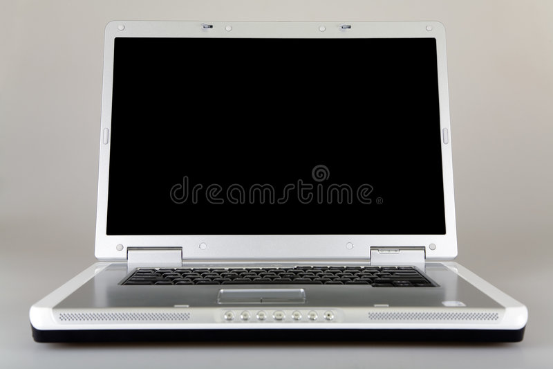 Laptop computer stock foto's