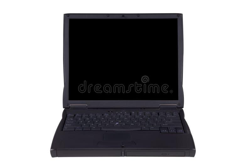 Laptop computer royalty-vrije stock foto's