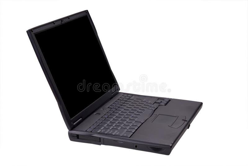 Laptop computer stock afbeelding