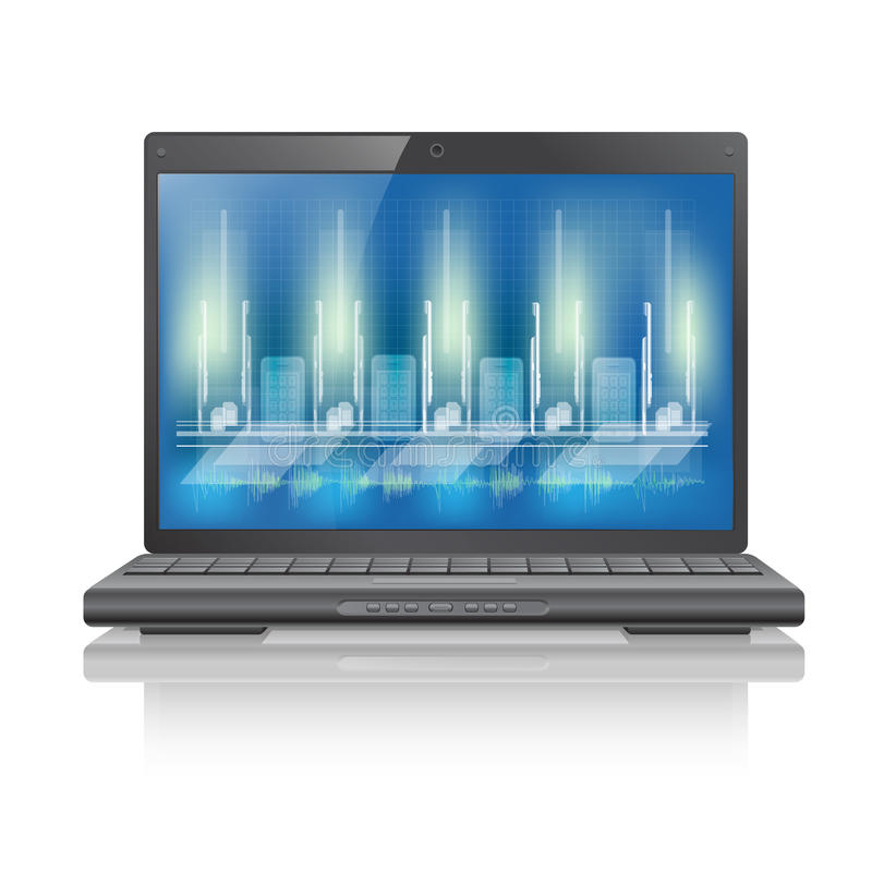 Free Laptop Computer Stock Images - 24608284