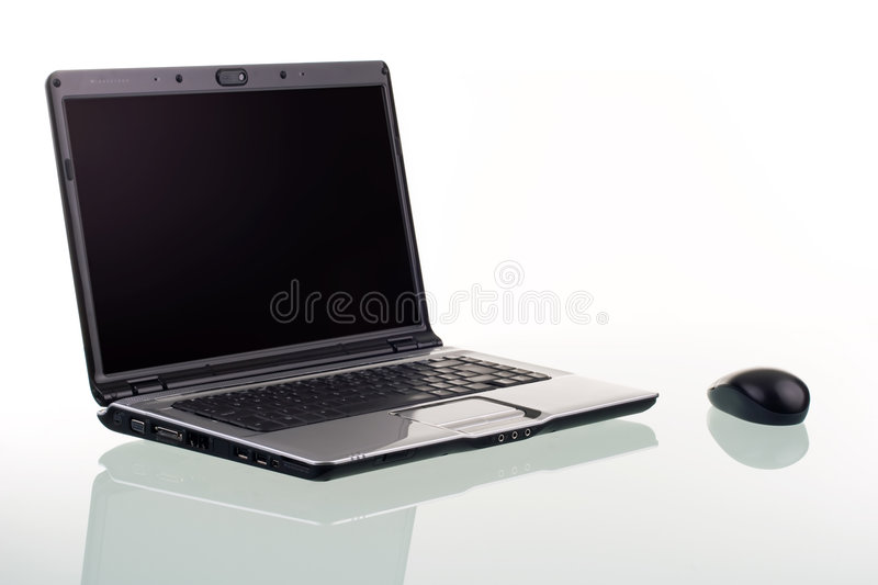 Download Laptop Computer stock photo. Image of communication, bright - 2682076