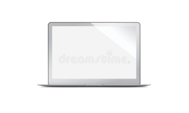 Laptop Computer stock illustration