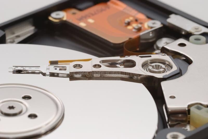 Laptop HDD lizenzfreie stockbilder