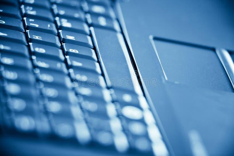 Laptop keyboard stock photos