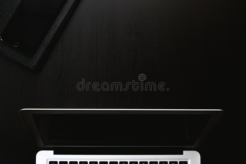 Laptop monitor royalty free stock image