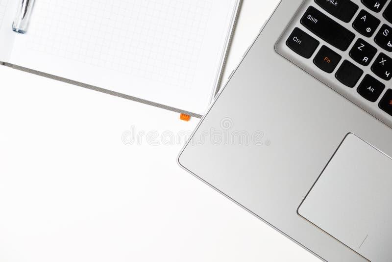 Laptop-Nahaufnahme lizenzfreies stockbild