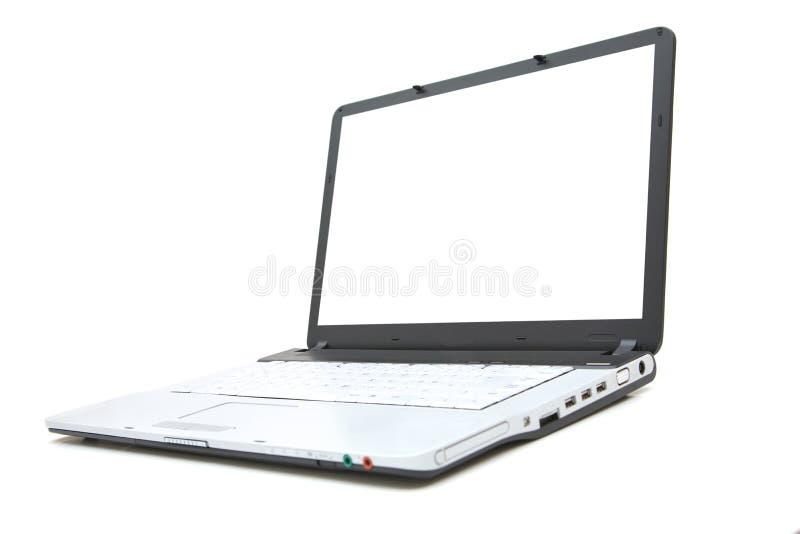laptop nowożytny zdjęcie royalty free