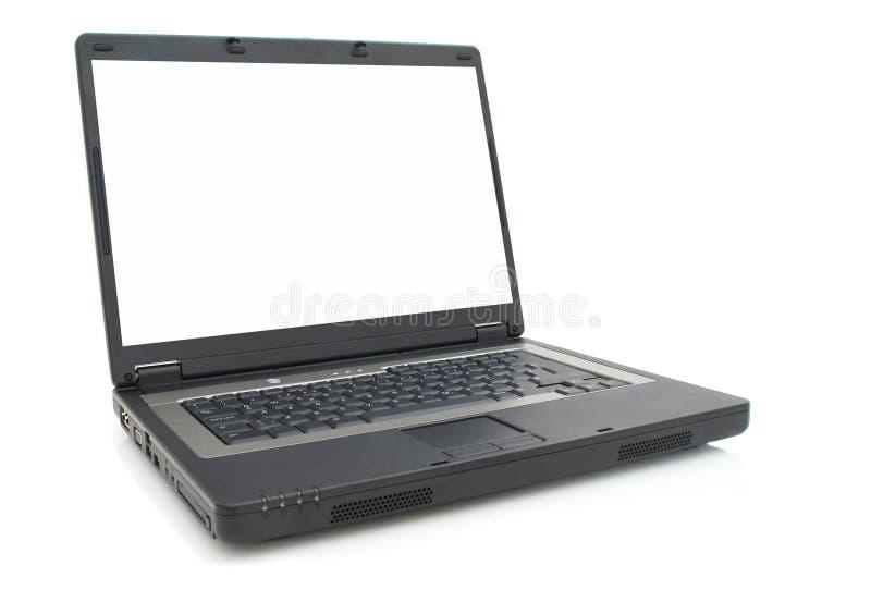 laptop nowoczesnego zdjęcia stock