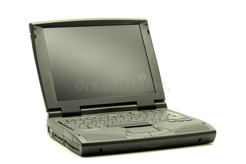 Laptop PC stock afbeeldingen