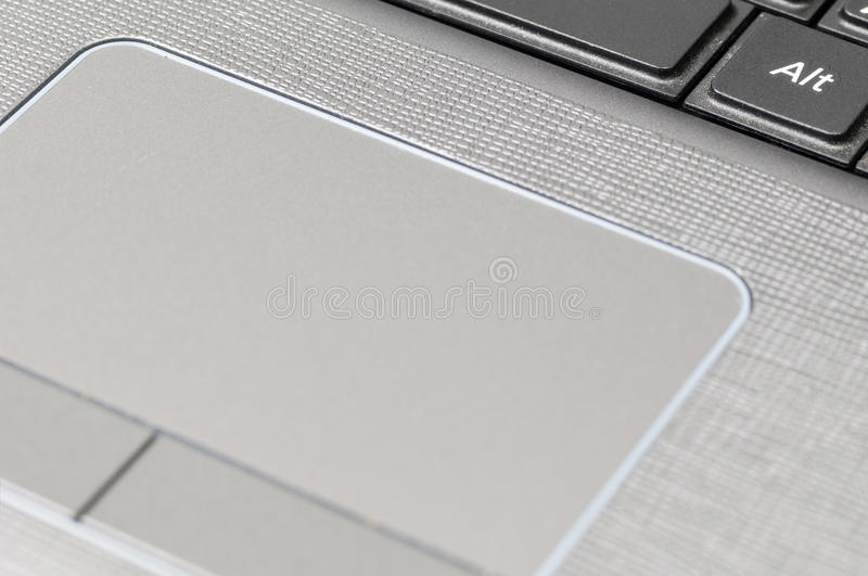 Download Laptop touchpad stock photo. Image of notebook, design - 18281154