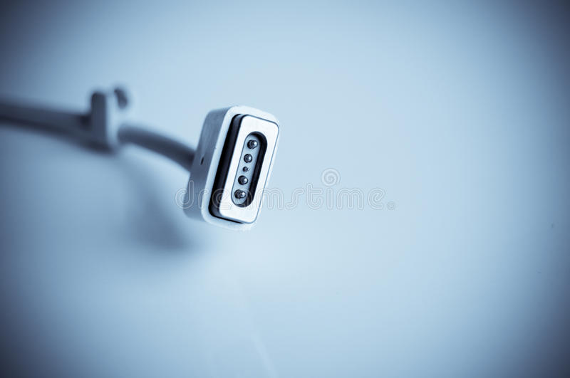 Laptop USP power cord royalty free stock images