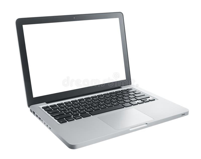 Laptop van de computer royalty-vrije stock afbeeldingen