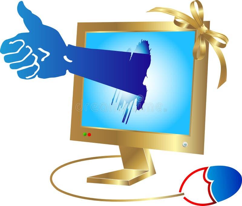 Download Laptop Win Royalty Free Stock Photo - Image: 15191715