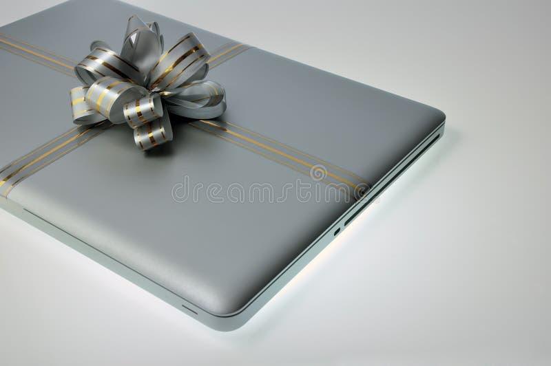 Laptop zoals een heden stock foto's