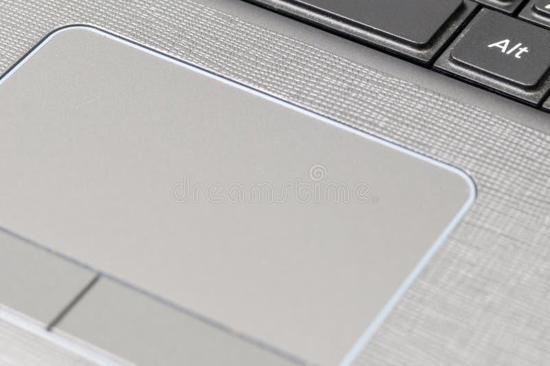 Laptopberührungsfläche stockbilder