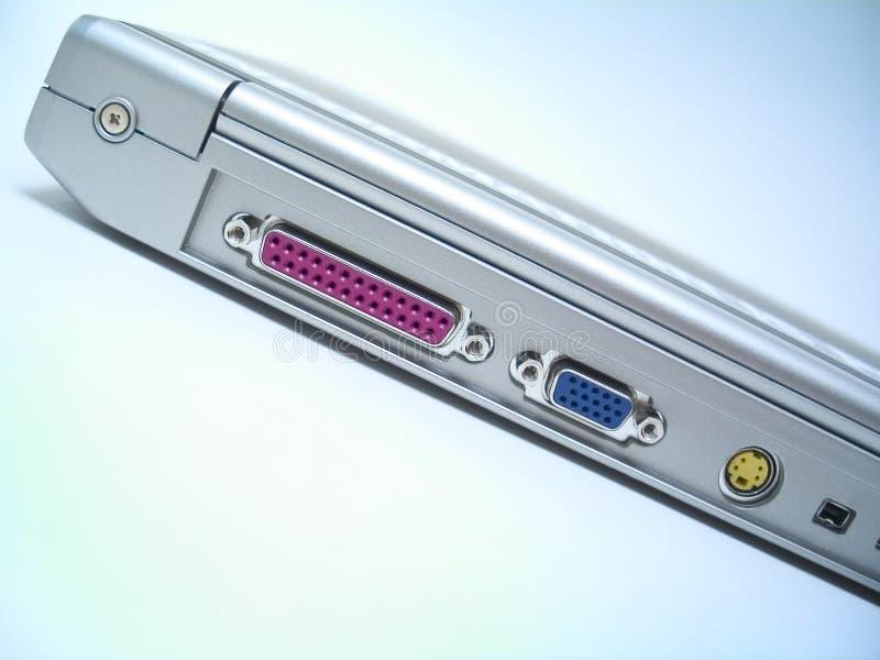 Download Laptoprückseite stockbild. Bild von tastatur, sensor, geschäft - 30425
