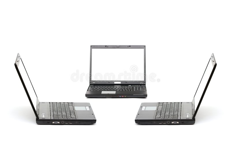 Download Laptops stock photo. Image of isolated, education, blank - 6028486