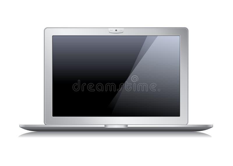 laptopu wektor royalty ilustracja