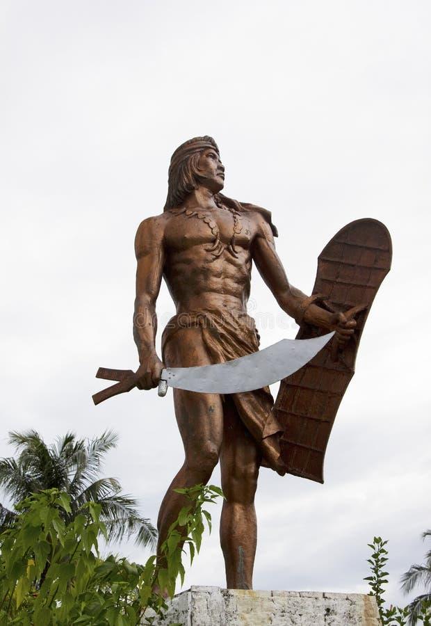 Lapu-Lapu świątynia Cebu obrazy royalty free
