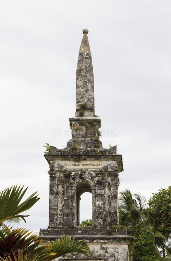 Lapu-Lapu świątynia Cebu zdjęcie stock