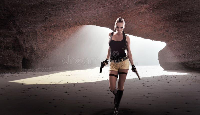 Lara immagini stock