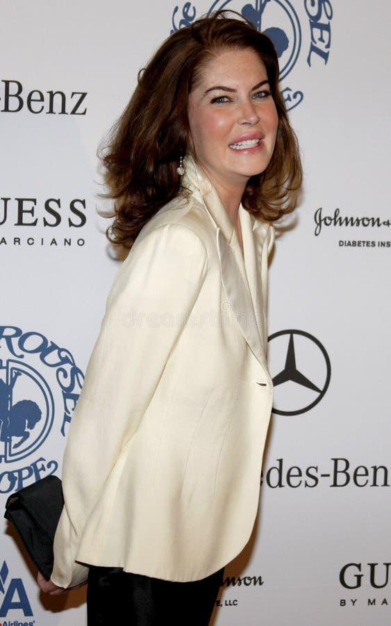 Lara Flynn Boyle fotografía de archivo libre de regalías