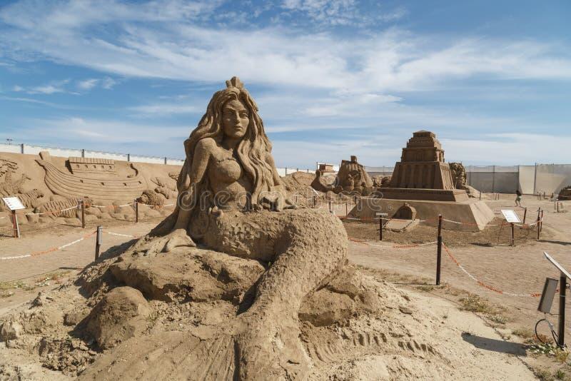 Lara Sandland Sculptures fotos de stock royalty free