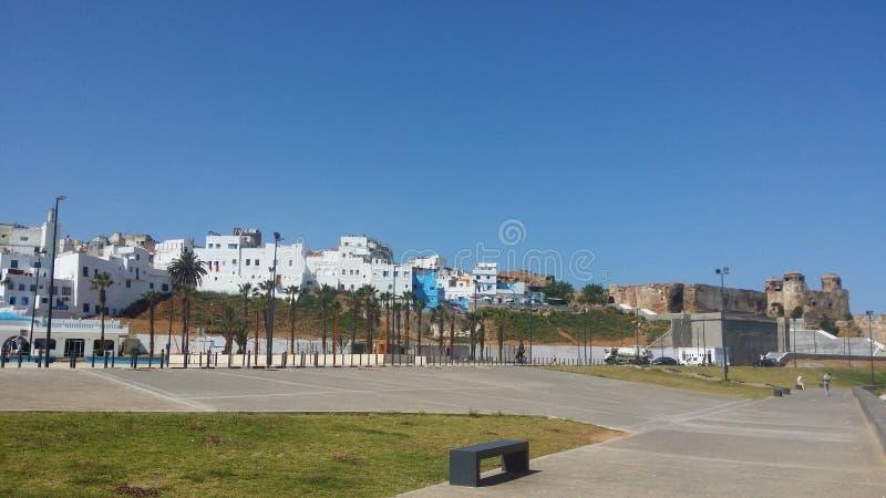 Larache de Moroco imagens de stock royalty free