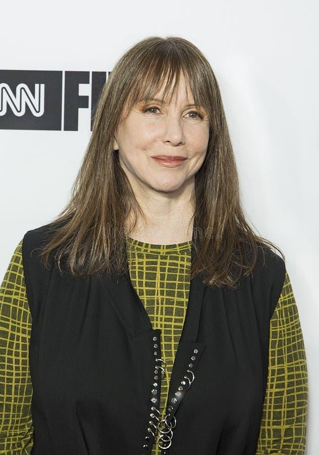 Laraine Newman Arrives nachts Tribeca-Film-Festival-Premiere 2018 lizenzfreie stockfotos