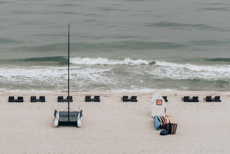 Laranja Beach, Alabama fotografia de stock royalty free