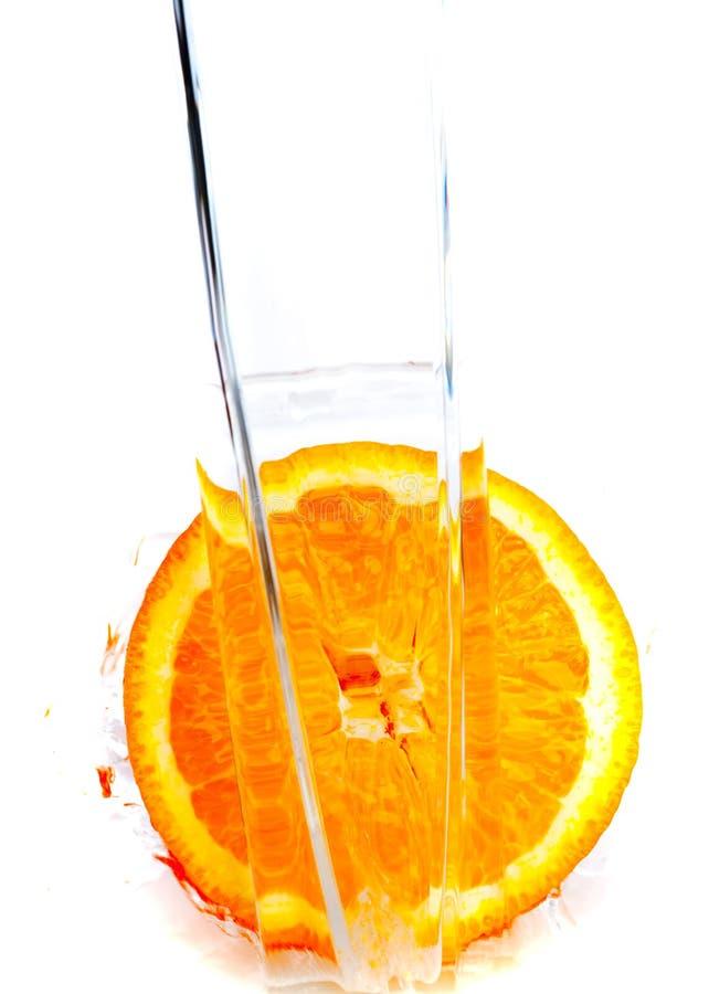 Download Laranja fresca imagem de stock. Imagem de fruta, suco - 12808399