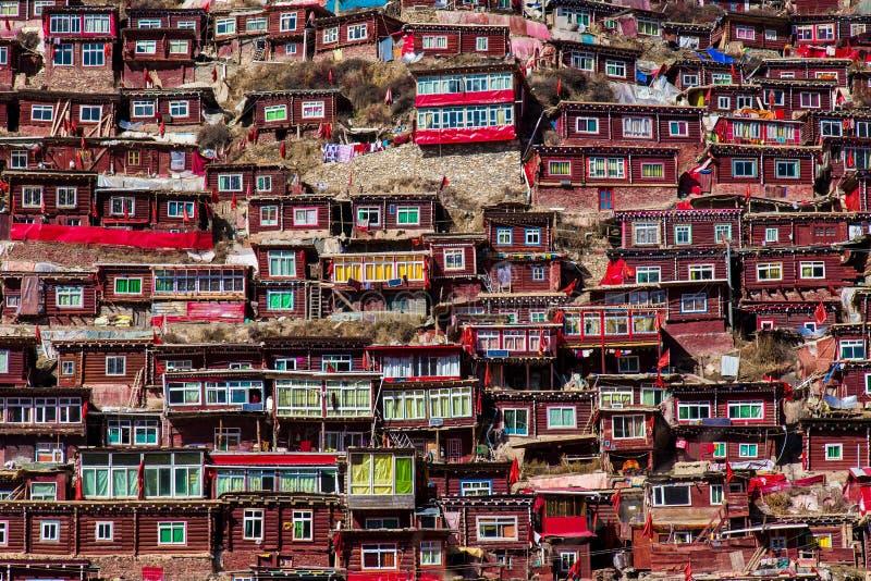 Larding Gar Sertar Sichuan China 2015 stock images