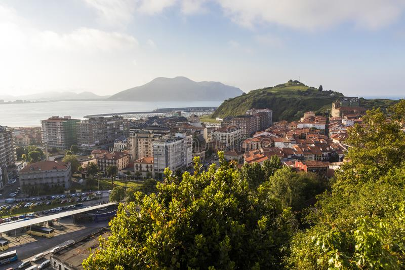 Laredo, Cantabria, España fotografía de archivo