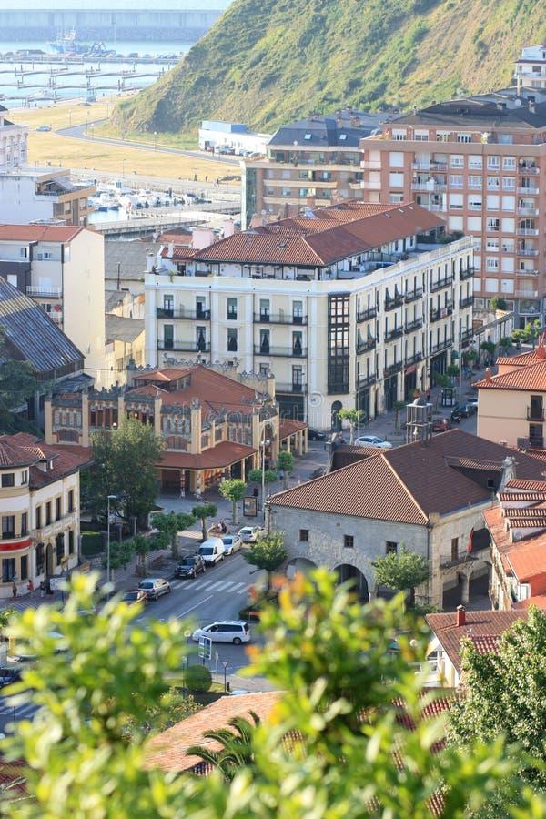 Laredo en España foto de archivo libre de regalías