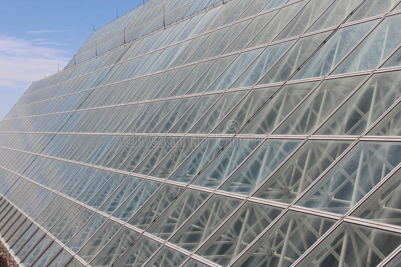 Download Large Arizona Greenhouse stock image. Image of sloping - 24356521