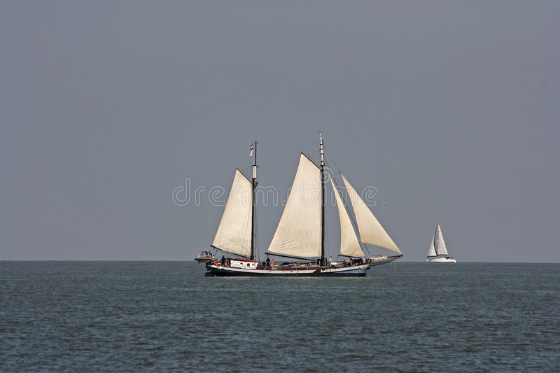 Download Large boat on the water stock image. Image of natural - 3216765