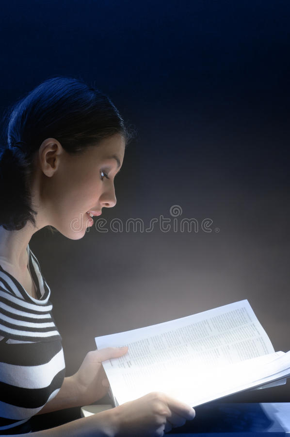 Large book stock photography