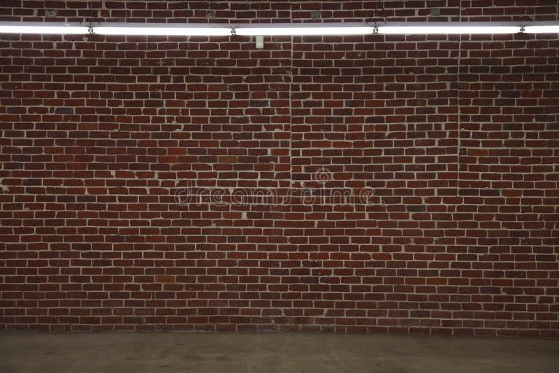 Large Brick Wall royalty free stock photography