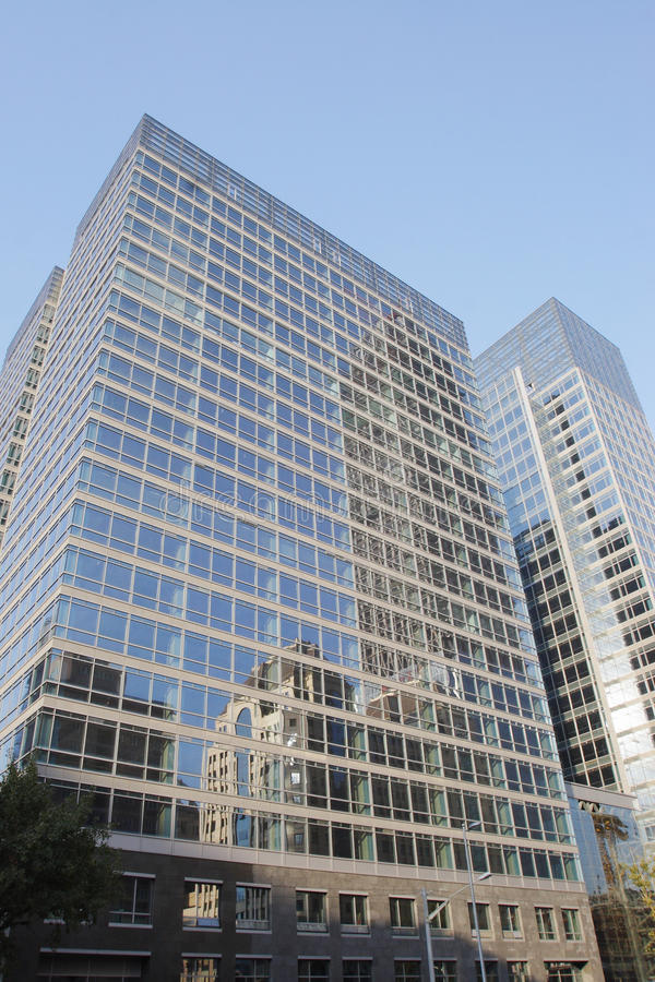 Large buildings at beijing. Modern office buildings at the beijing stock photography