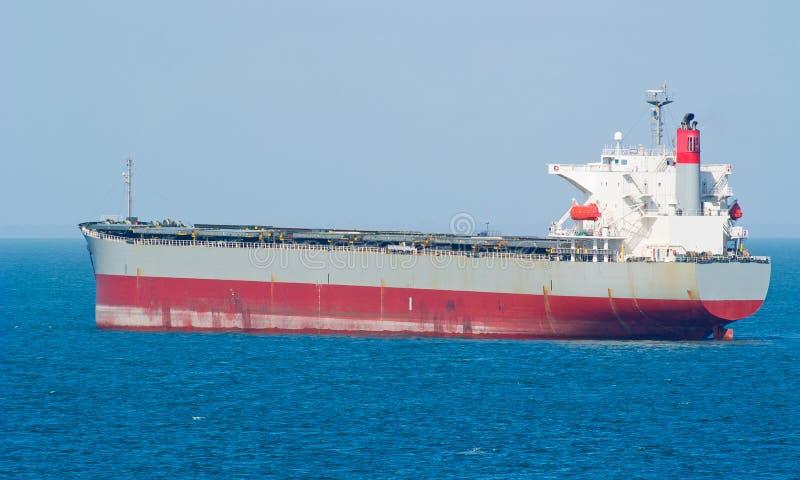 Download Large bulk carrier ship stock image. Image of indian - 31614247