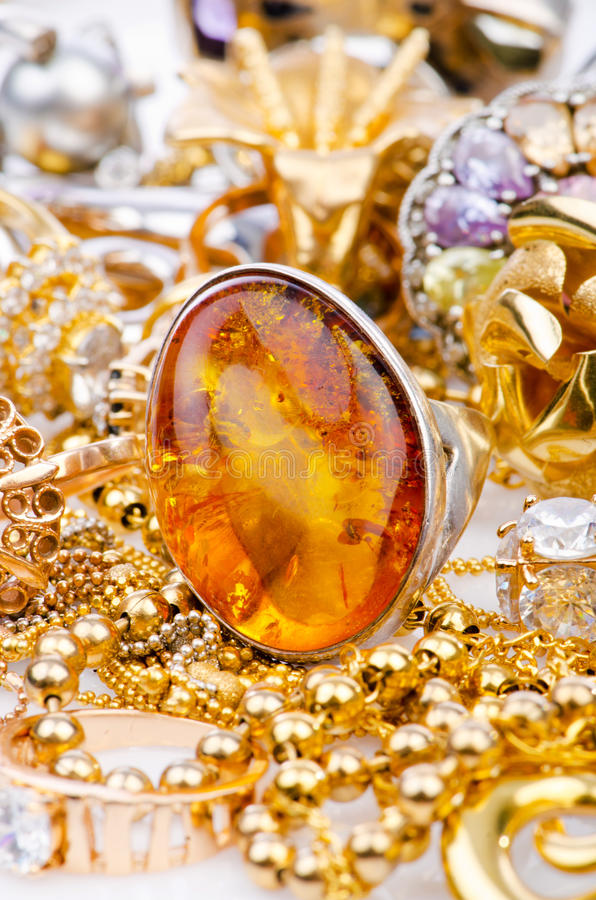 Download Large Collection Of  Jewellery Stock Image - Image: 26373667