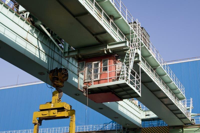 Download Large crane stock image. Image of large, environment - 13874623