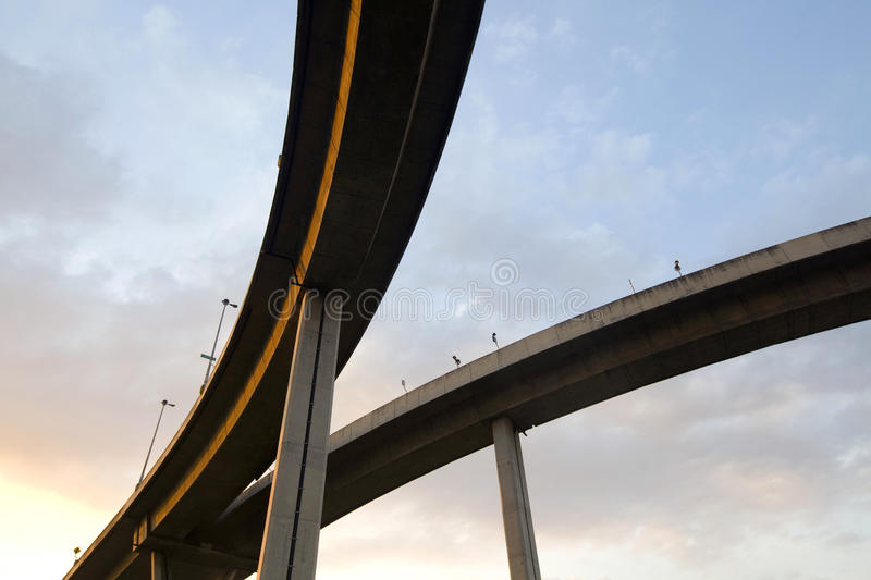 Download Large crossing highway stock photo. Image of auto, highway - 25652396