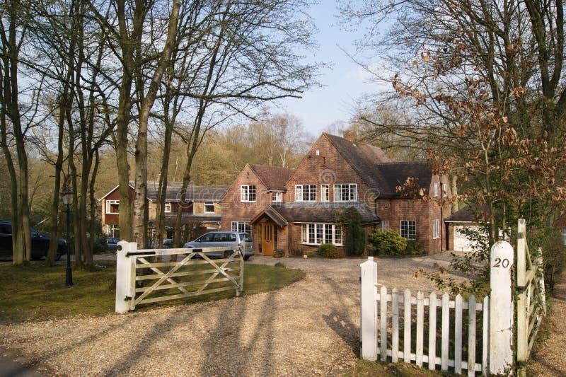 Download Large English House stock photo. Image of nice, english - 18970550