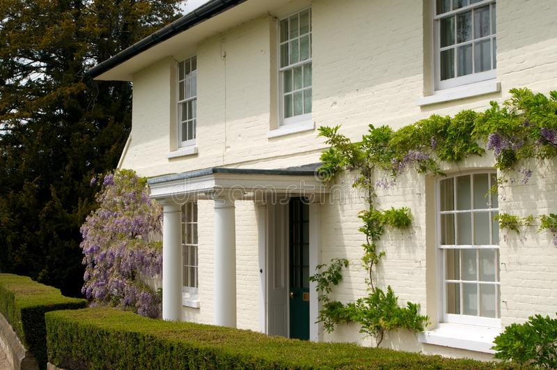 Large English Victorian House Stock Image Image of suffolk