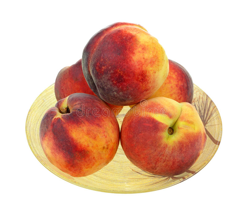 Download Large Firm Peaches stock image. Image of nutritious, white - 25875895